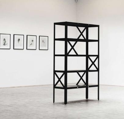 snygga bokhyllor olsson gerthel. Black Bedroom Furniture Sets. Home Design Ideas