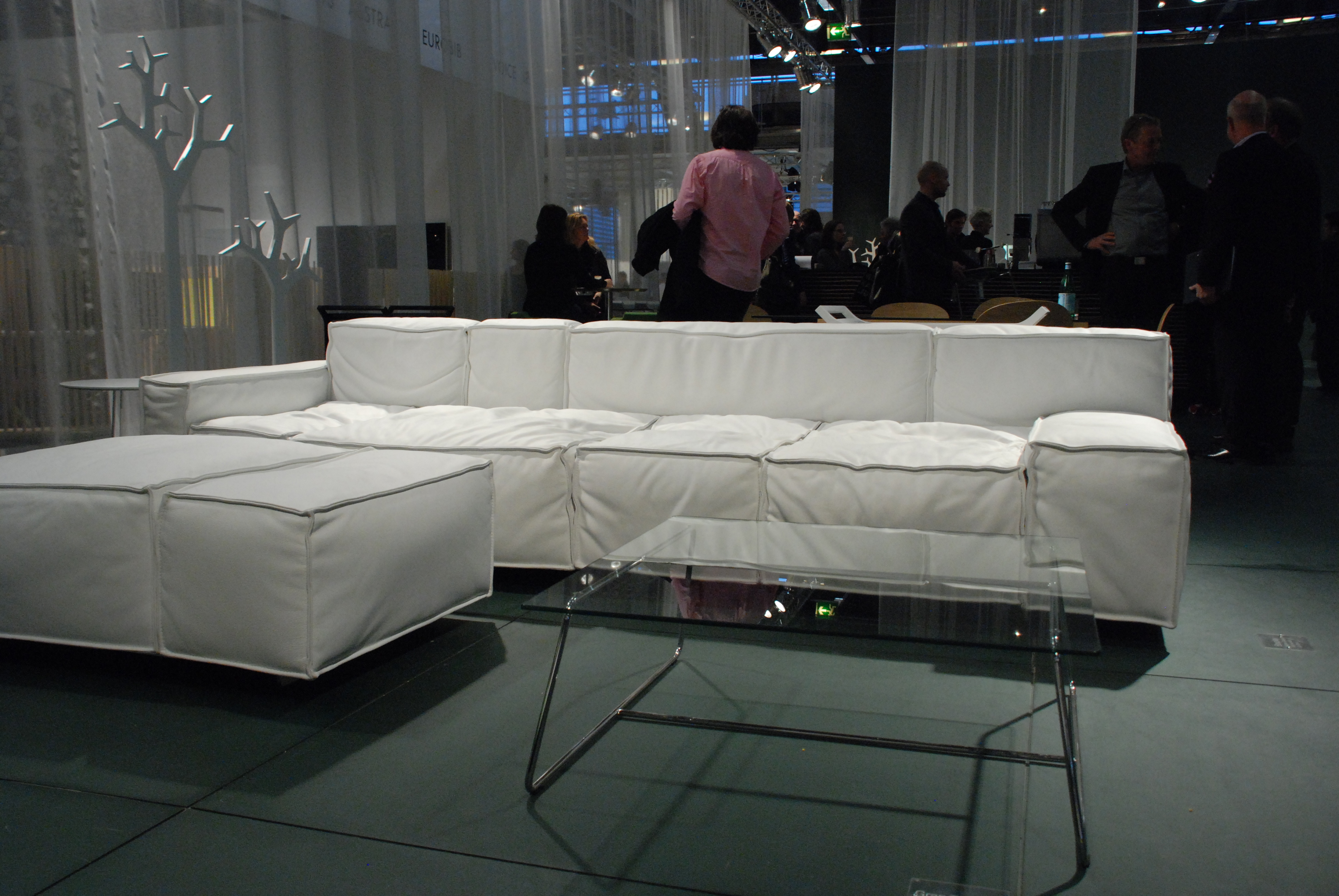 Stockholm furniture fair och Northern Light Fair, 4 8 februari Olsson& Gerthel