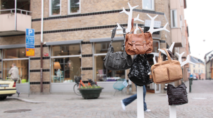 Nya väskor i butiken! Olsson& Gerthel
