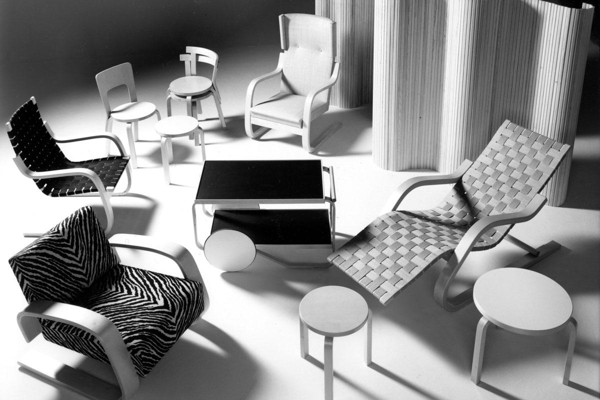 Alvar Aalto Artek Möbler