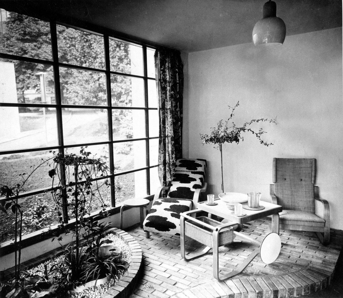 Alvar Aalto världsutställningen 1937