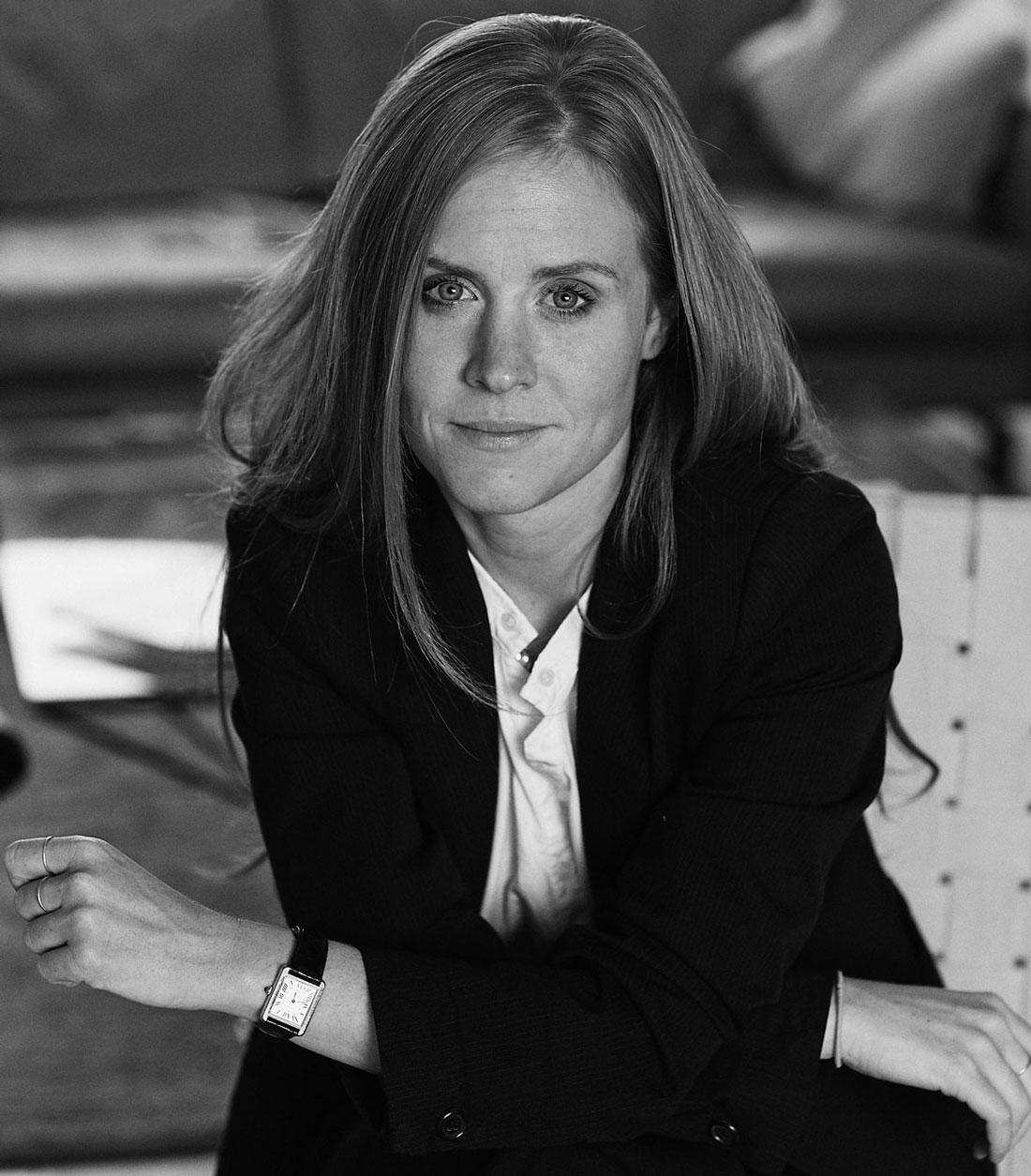 Magdalena Arviddson, inredare hos Olsson & Gerthel