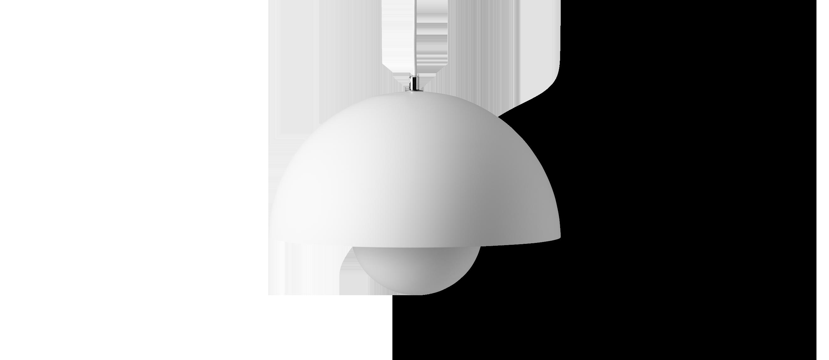 Flowerpot VP4 Bordslampa från &tradition | Olsson & Gerthel