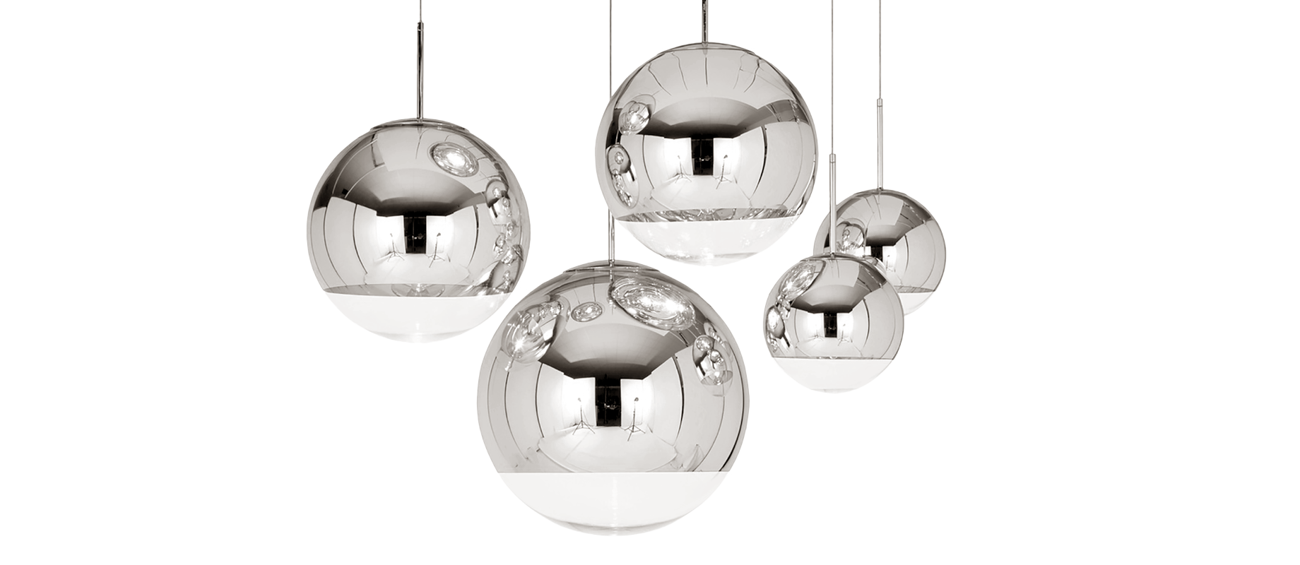 Mirror Ball Takpendel | Olsson & Gerthel