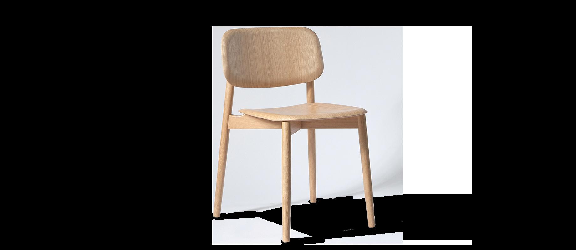 hay stol Soft Edge 12 Chair Stol från HAY | Olsson & Gerthel hay stol