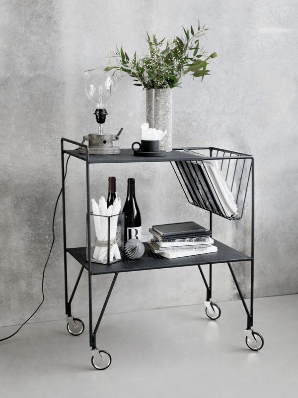 use rullbord fr n house doctor olsson gerthel. Black Bedroom Furniture Sets. Home Design Ideas