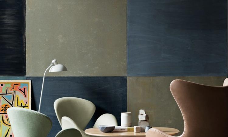 Arne Jacobsens fåtöljer från Fritz Hansen