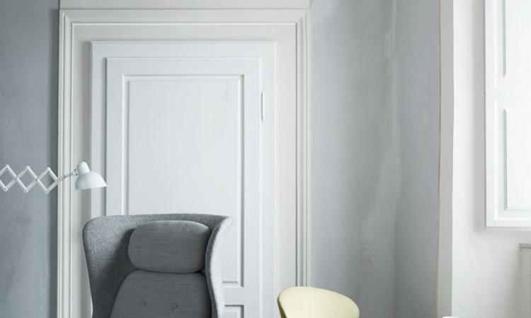 En fåtölj av Arne Jacobsen som sent kommer att glömmas