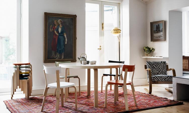 Artek Chair 69 Matstol