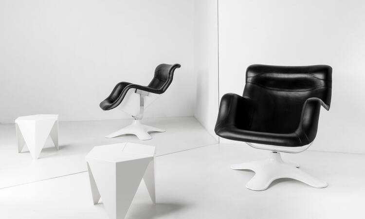 Artek Karuselli Lounge Chair Fåtölj