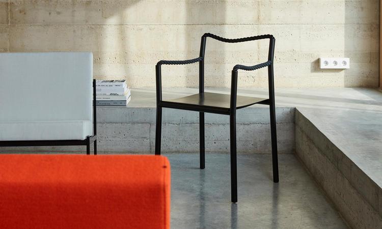 Artek Rope Chair av bröderna Bouroullec