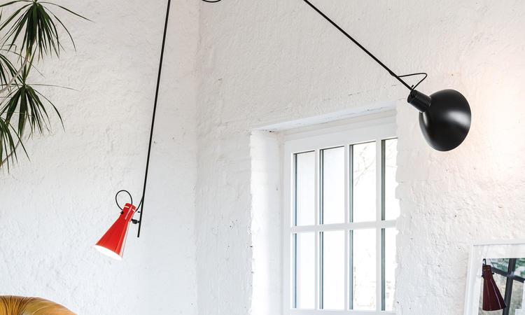 Astep VV Cinquanta Suspension svart röd