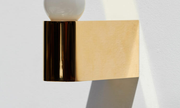 Michael Anastassiades Brass Architectural Collection D2