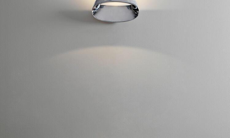 Fontana Arte Vägglampa Bonnet