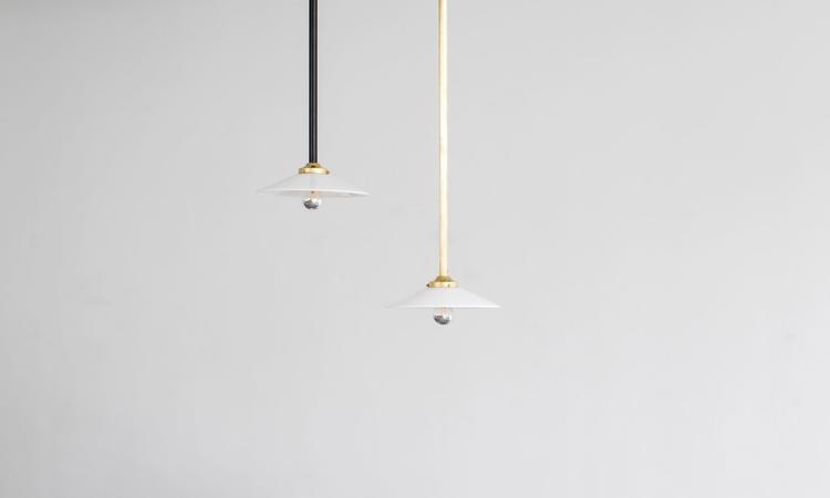 Valerie Objects Ceiling Lamp No. 2 Svart