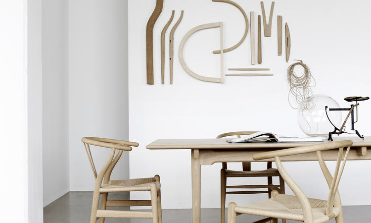 CH24 Y-stol matbord och stolar