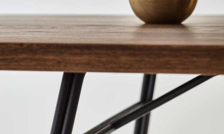 dk3 Corduroy Table Rectangular