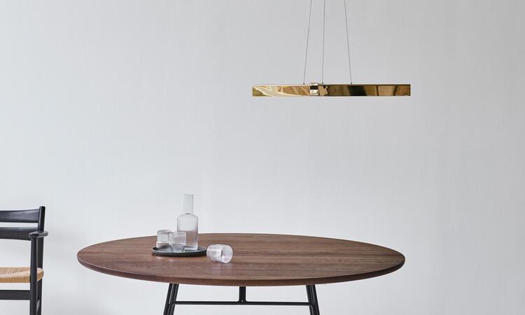 dk3 Corduroy Table Round