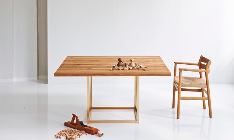 dk3 Jewel Table Square