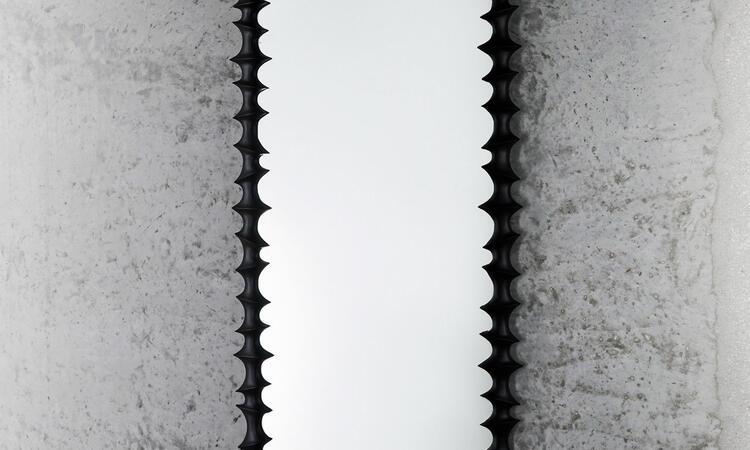 Dusty Deco DD Brutalist Mirror