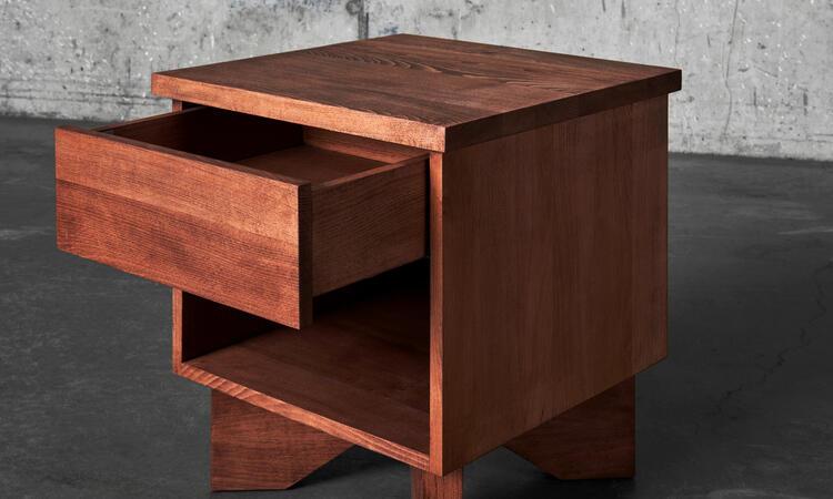 Dusty Deco DD V Bedstand Table Sängbord