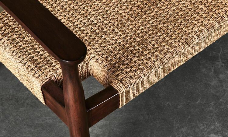 Dusty Deco DD Abaca Rope Chair Fåtölj