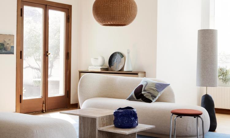 Ferm Living RIco Divan soffa