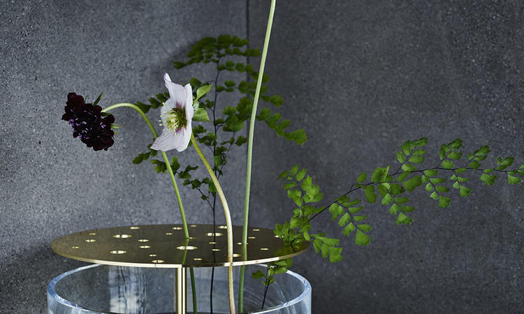 Vasen Ikebana från Fritz Hansens kollektion Objects