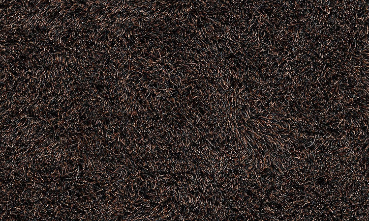 Kasthall Fogg Ryamatta i färgen Chocolate Brown 770