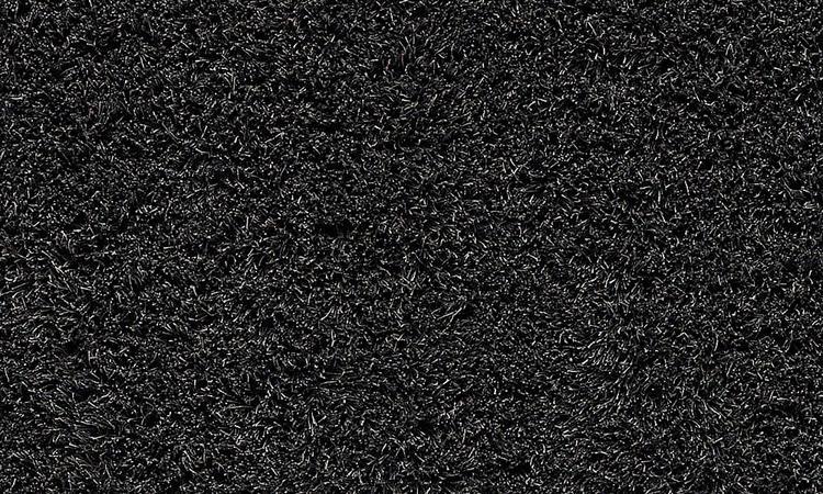 Kasthall Fogg Ryamatta i färgen Thunder Black 530