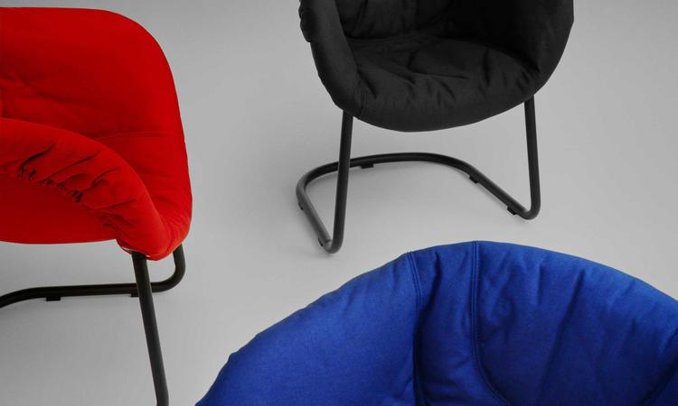 Fogia Hood fåtölj/karmstol av TAF Studio