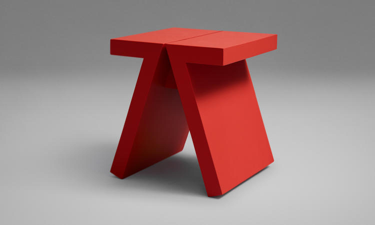 Fogia Supersolid Object 1