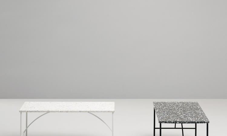 Vackert soffbord skapat av Note Design Studio