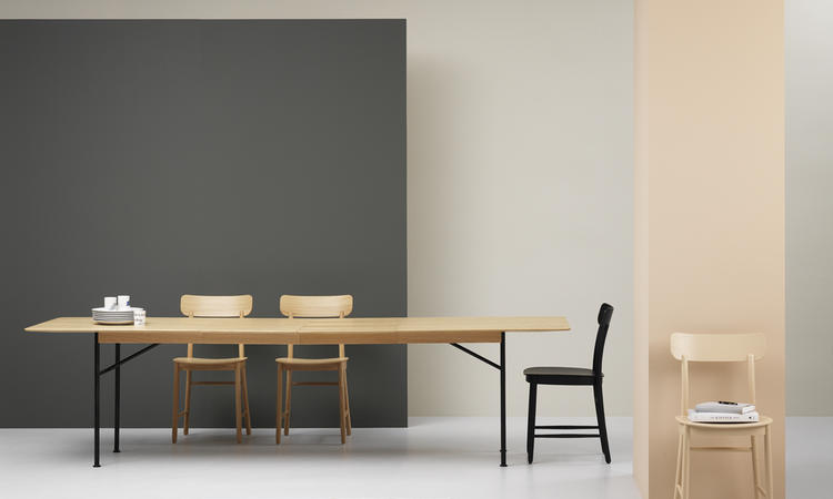 Andreas Engesviks utdragbara bord i vacker design