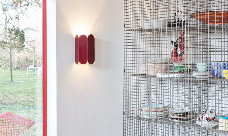 HAY Arcs Wall Vägglampa