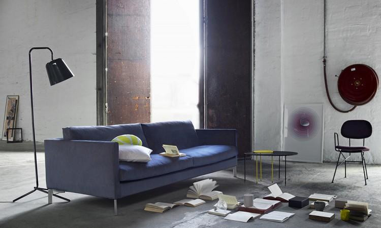 High Box är en stilren och bekväm soffa från Eilersen
