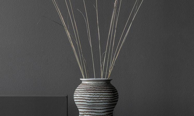 Klassik Studio Lola Stripe Vase