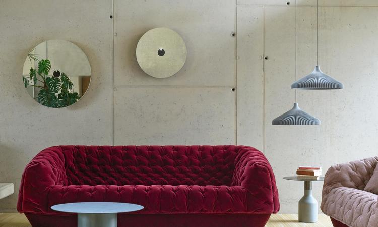 Ligne Roset Cover soffa med avtagbar klädsel