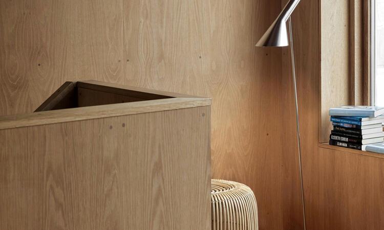 Louis Poulsen AJ Floor Lamp Polished Steel
