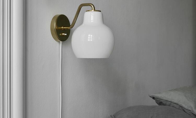 Louis Poulsen VL Ring Crown Wall Lamp