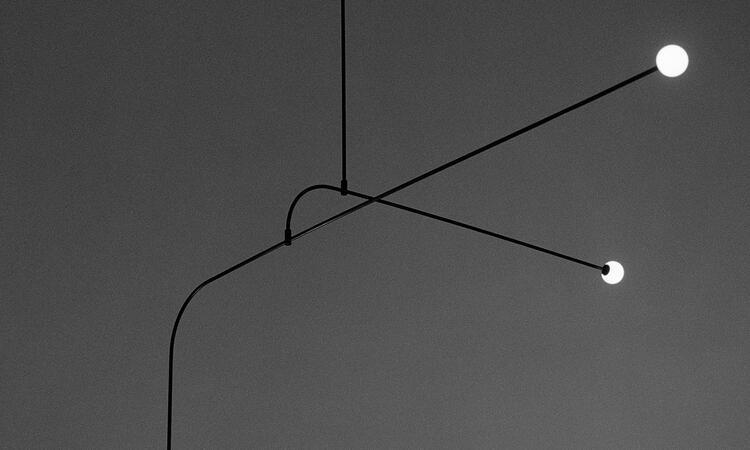 Michael Anastassiades Mobile Chandelier 12