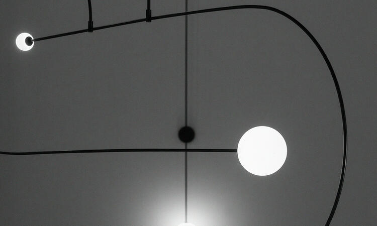 Michael Anastassiades Mobile Chandelier 13