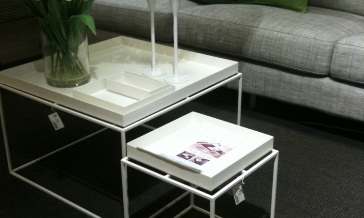 hay tray coffee table rascalartsnyc. Black Bedroom Furniture Sets. Home Design Ideas