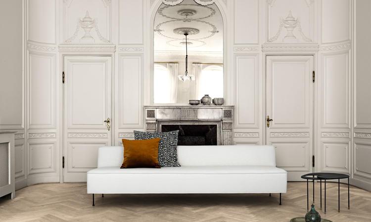 Gubi Modern Line Sofa