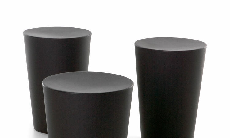 Moooi Container Stool Black