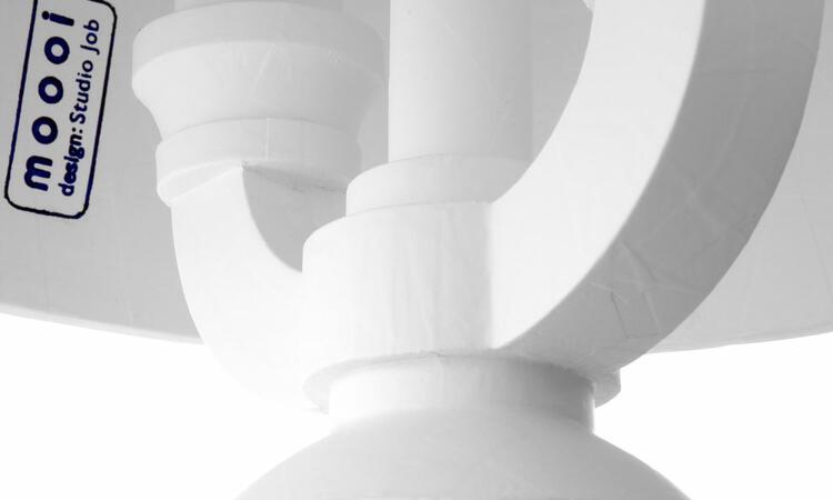 Moooi Paper Table Lamp White