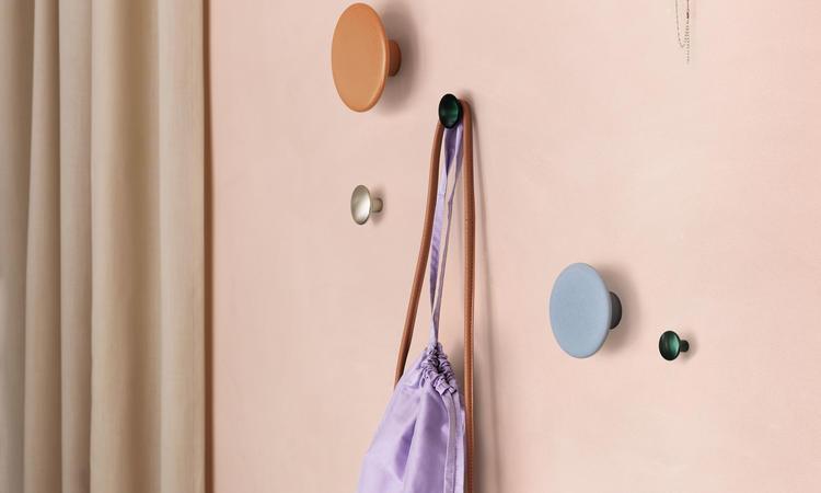 Muuto Dots Ceramic pastellfärger