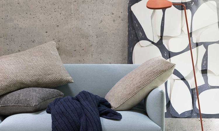 Muuto Twine Cushion kudde i flera färger