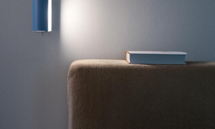 Nemo Lighting Applique Cylindrique Vägglampa