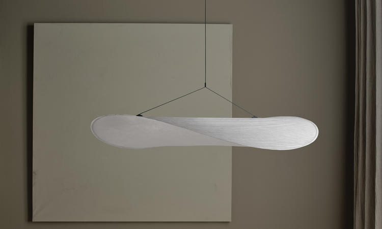 New Works Tensen Pendant Lamp